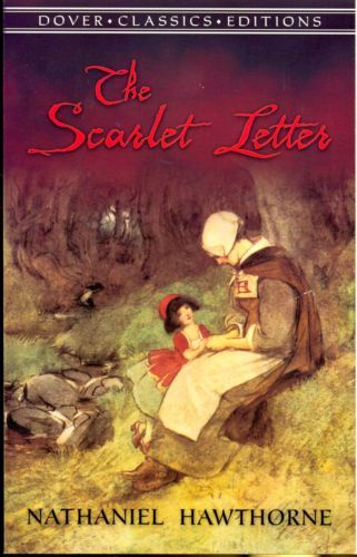 the portrayal of the puritan sin in nathaniel hawthornes the scarlet letter Gender roles in the scarlet letter men women  and ability to cope with her sin both  to stereotypes of puritan times and even.