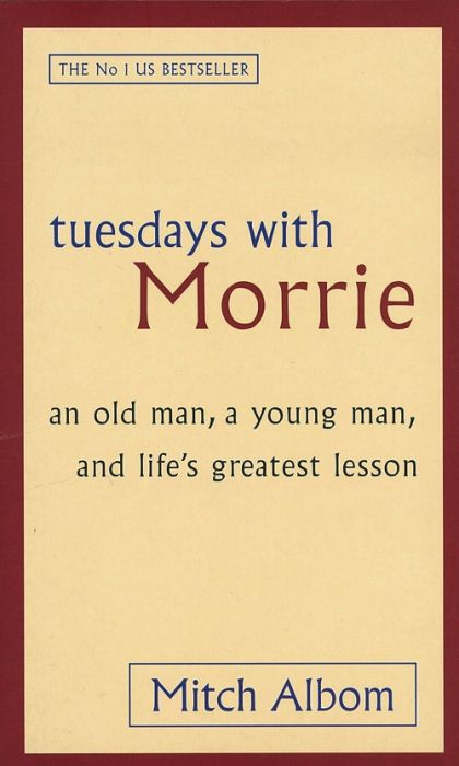 a report of the book tuesdays with morrie If you have read tuesdays with morrie eva also instills in morrie his love of books and his desire for education however, charlie insists that morrie keep his mother's death a secret report abuse comment add a comment submit.