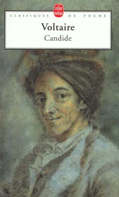an analysis of an innocent mans experience in candide by voltaire