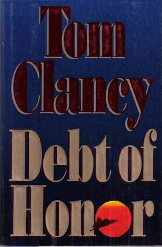 Tom Clancy - Debt Of Honor