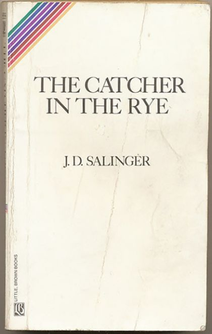 an analysis of holden caulfields language in j d salingers novel the catcher in the rye Papers on language and  critics have rightly complained that jd salinger's  cultural codes in the catcher in the rye joyce rowe: holden caulfield.