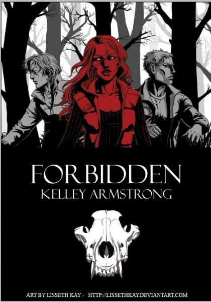 Kelley Armstrong, Lisseth Kay - Forbidden
