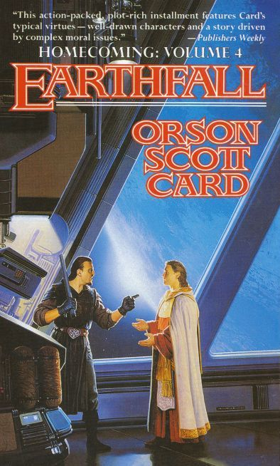 an analysis of homecoming harmony by orson scott Plot summary the book will be a continuation of the previous novel in the women  of  orson scott card is the author of the ender saga and homecoming saga.