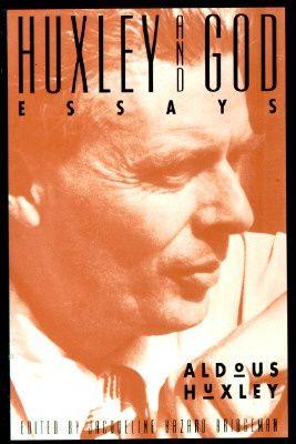 aldous huxley essays words and behavior