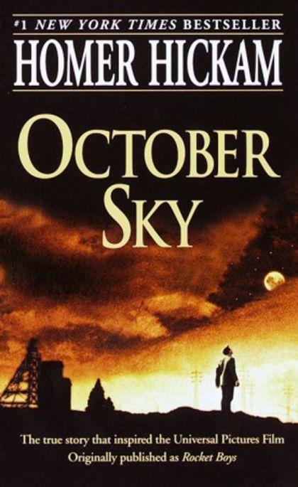 october sky homer hickam Quotes