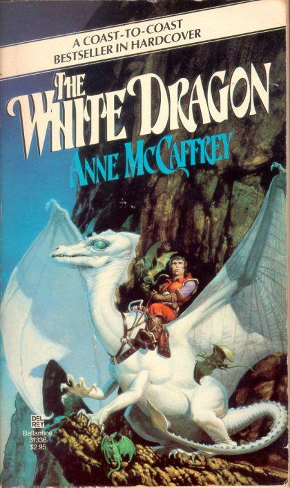 El vuelo del dragon anne mccaffrey
