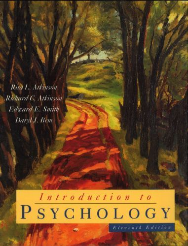 introduction to psychology pdf atkinson