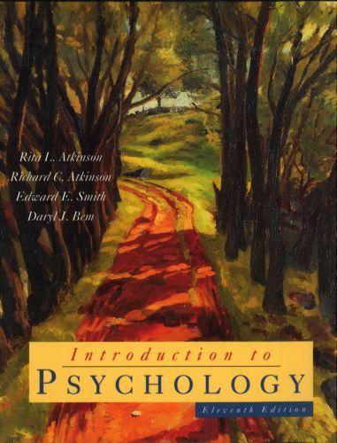 introduction to psychology pdf atkinson