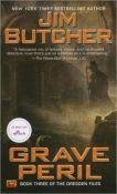 Jim Butcher - Grave Peril