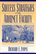 Success Strategies For Adjunct Faculty (9780205360178)