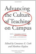 Advancing The Culture Of Teaching On Campus - how a teaching center can make a difference (9781579224806)