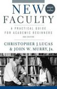 New faculty - a practical guide for academic beginners (9780230600027)