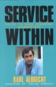 Service Within - solving the middle management leadership crisis (9781556233531)