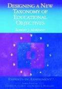 Designing a New Taxonomy of Educational Objectives (Experts In Assessment Series) (9780803968363)