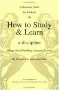 How to Study & Learn: A Discipline (9780944583111)
