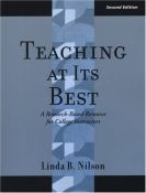 Teaching at Its Best: A Research-Based Resource for College Instructors (JB - Anker Series) - a research-based resource for college instructors (9781882982646)
