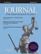 Journal of the Kansas Association for Justice