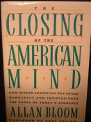 The Closing Of The American Mind - how higher education has failed democracy and impoverished the souls of today's students (9780671479909)