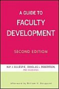 A Guide To Faculty Development (9780470405574)