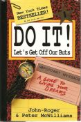 Do It!: Let's Get Off Our Buts (9780931580963)