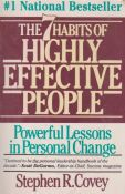 The 7 Habits Of Highly Effective People - restoring the character ethic (9780671708634)