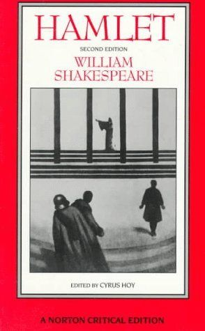 a literary analysis of the issues on hamlet by william shakespeare