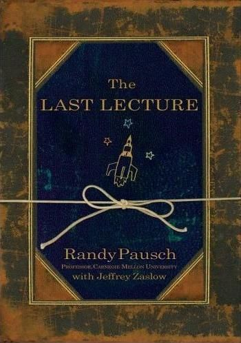 randy pausch essay Randy pausch's last lecture essay pausch's last lecture: achieving your childhood dreams you would think a man dying of cancer would not be so happy and willing to spend the last few months of his life giving a lecture.