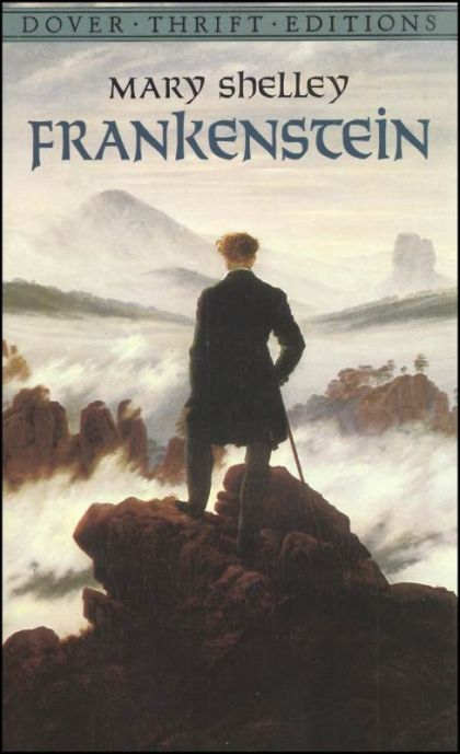 The Use Of Symbolism In Frankenstein A Book By Mary Shelley Research