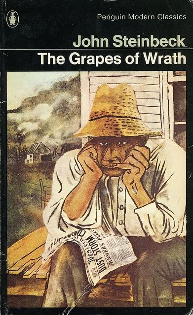 a short analysis of the grapes of wrath by john steinbeck A summary of themes in john steinbeck's the grapes of wrath learn exactly what happened in this chapter, scene, or section of the grapes of wrath and what it means.