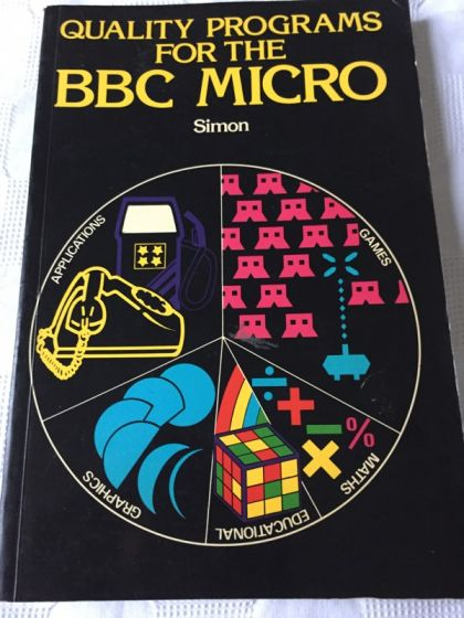 Quality Programs for the BBC Micro - Simon in 211684's book