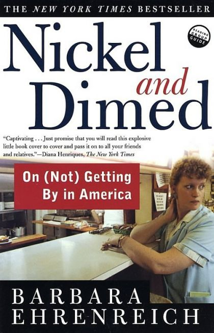 the issue of equality in the workplace in nickel and dimed a book by barbara ehrenreich