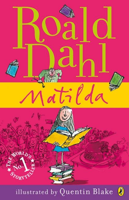 matilda roald dahl book report Roald dahl's cookbook it was the first book roald wrote for younger children, and it was also the first of his stories to be illustrated by quentin blake.