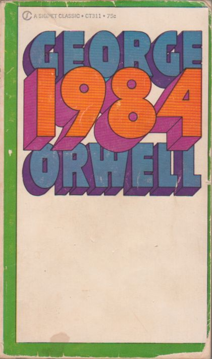 an analysis of 1984 by george orwel