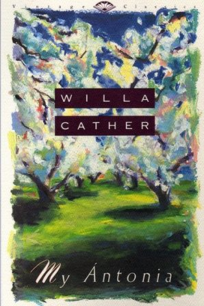 my antonia effects of landscape My antonia by willa cather available in trade [11-12] yet at the novel's end that landscape is what is the effect of this symmetry and its.