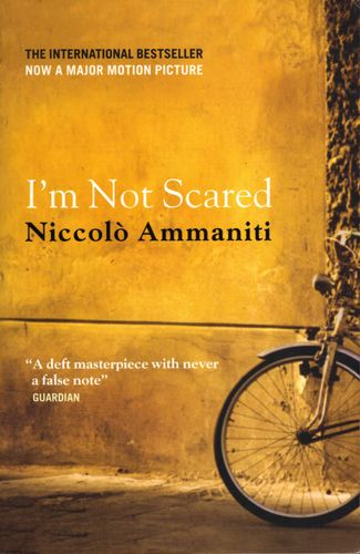 im not scared niccolo amaniti - niccolò ammaniti's novel and gabriele salvatores' homonymous film i'm not scared have had their share of popularity in north america if not by gaining a conspicuous readership/spectatorship by travelling into the publicity-wagon of international.